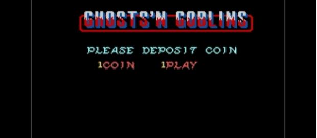 Ghosts 'n Goblins News