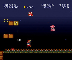 Super Mario All-Stars Wii Chat