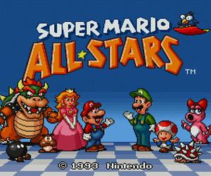 Super Mario All-Stars Wii Files