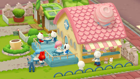 Hello Kitty Seasons Screenshot from Shacknews