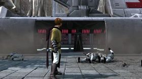 Kinect Star Wars Screenshot from Shacknews