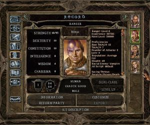 Baldur's Gate 2 Screenshots