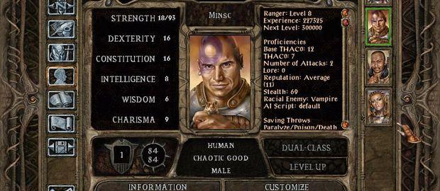 Baldur's Gate 2 News