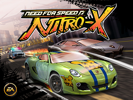 Need for Speed Nitro-X Videos