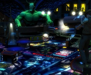 Marvel Pinball Files