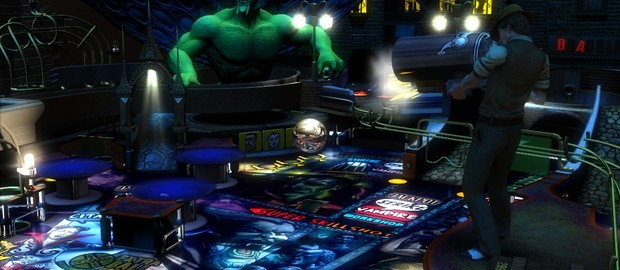 Marvel Pinball News