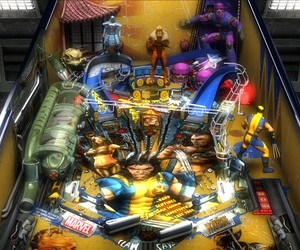 Marvel Pinball Screenshots