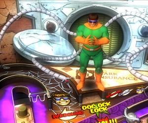 Marvel Pinball Screenshots