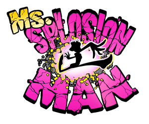 Ms. Splosion Man Screenshots