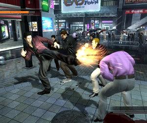 Yakuza 4 Chat