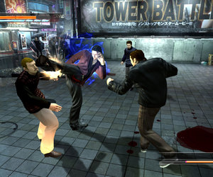 Yakuza 4 Screenshots
