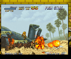 Metal Slug Chat