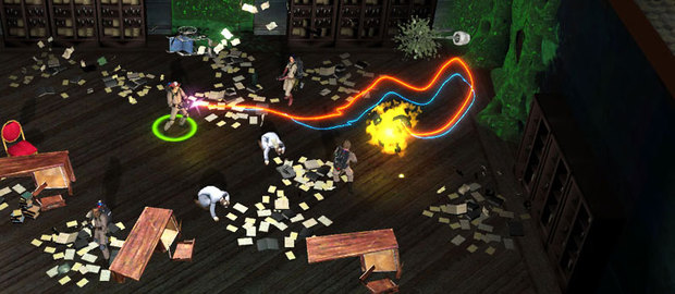 Ghostbusters: Sanctum of Slime News