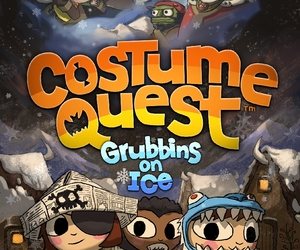 Costume Quest Chat