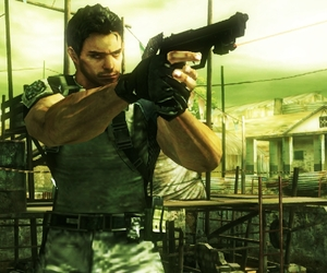 Resident Evil: The Mercenaries 3D Files