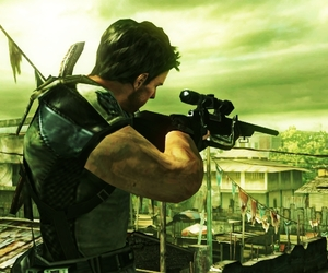Resident Evil: The Mercenaries 3D Screenshots