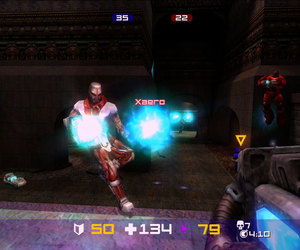 Quake Arena Arcade Screenshots