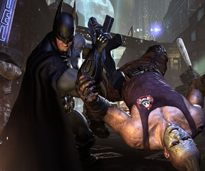 Batman: Arkham City Chat