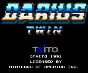 Darius Twin Files