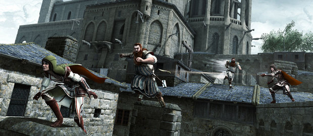 Assassin's Creed Brotherhood News