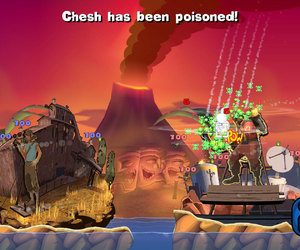 Worms Reloaded Screenshots