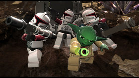 LEGO Star Wars III: The Clone Wars Screenshot from Shacknews