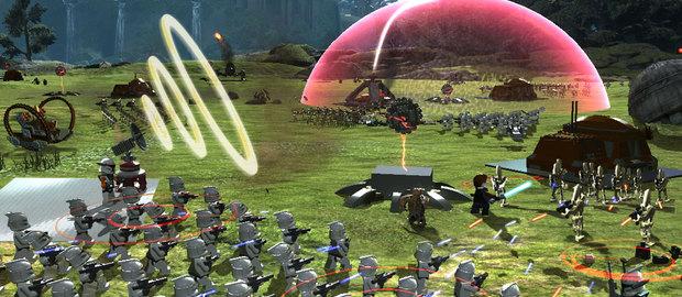 LEGO Star Wars III: The Clone Wars News