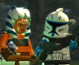 LEGO Star Wars III: The Clone Wars Chat