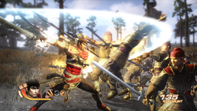 Dynasty Warriors 7 Screenshot from Shacknews