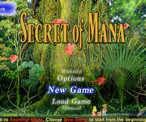 Secret of Mana Screenshots