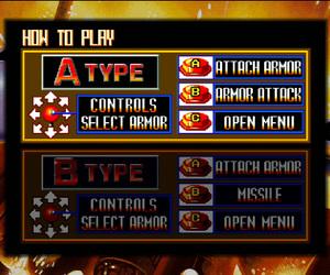 Alpha Mission II Screenshots