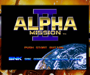 Alpha Mission II Chat