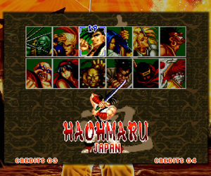 Samurai Shodown Files