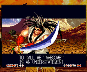 Samurai Shodown Videos