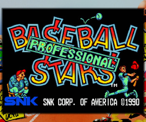 Baseball Stars Professional Files