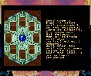 Magician Lord Screenshots