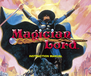 Magician Lord Videos