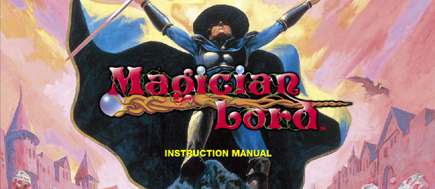 Magician Lord News
