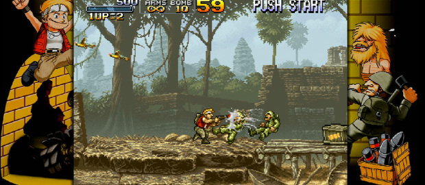 Metal Slug News