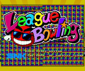 League Bowling Files