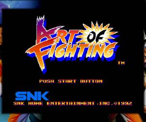 Art of Fighting Videos