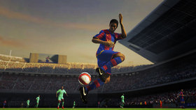 FIFA Soccer 09 Screenshot from Shacknews