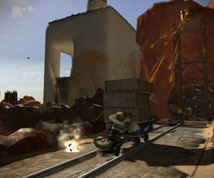 Rango The Video Game Screenshots