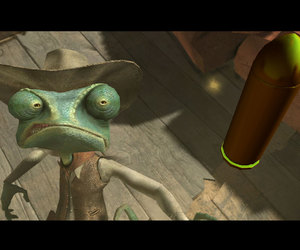 Rango The Video Game Chat