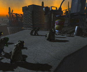 Rango The Video Game Screenshots