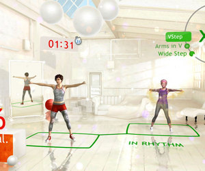 Your Shape: Fitness Evolved Screenshots