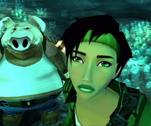 Beyond Good & Evil HD Files
