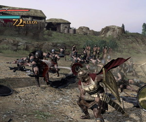 Warriors: Legends of Troy Chat