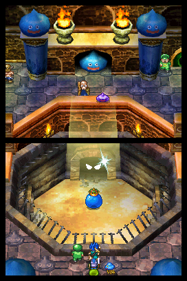 Dragon Quest VI: Realms of Revelation Chat