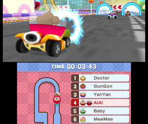 Super Monkey Ball 3D Screenshots